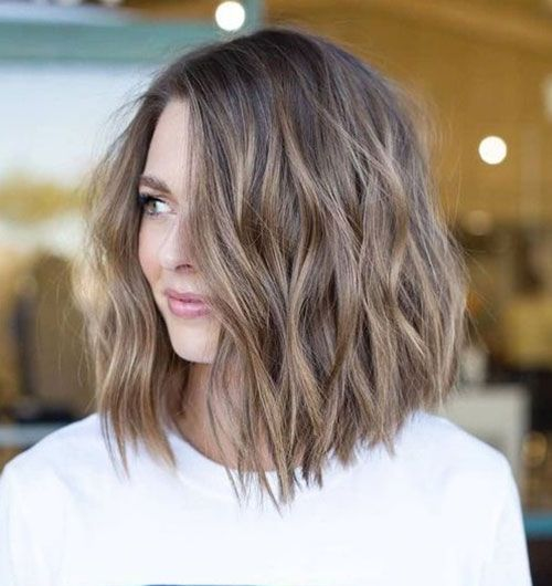 15 Best Long Bob Hairstyles for 2019