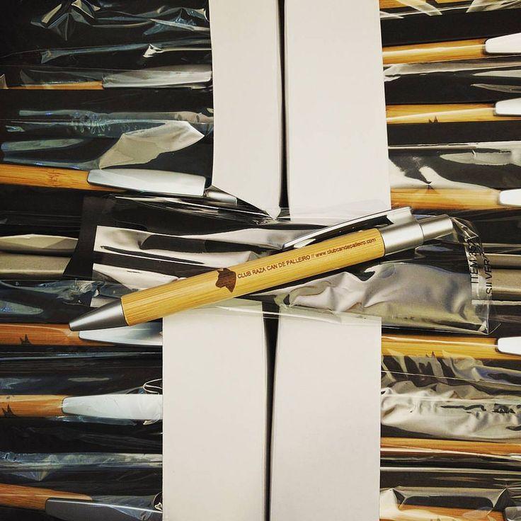 https://flic.kr/p/SXzVEQ | Bolígrafos personalizados con marcaje láser desde 10 uds. #Boligrafos #BoligrafosPersonalizados #Pens