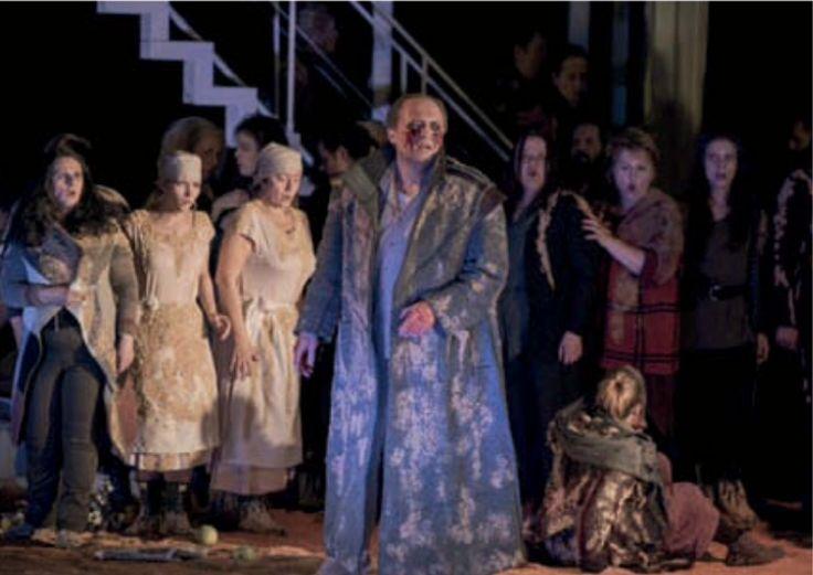 """Noul """"Œdipe"""" de la ONB în revista """"Opera"""" (UK)"""