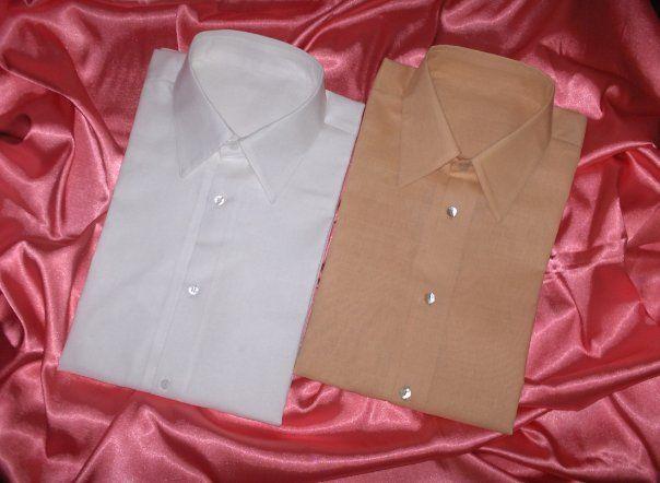 Camisas de diario en lino.