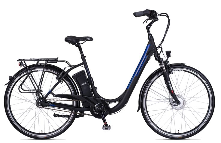 Vitality Shimano Nexus 7-Gang (Freilauf) - das E-Bike für Einsteiger von Kreidler. Gute E-Bike-Qualität zum kleinen Preis! #kreidler #ebike