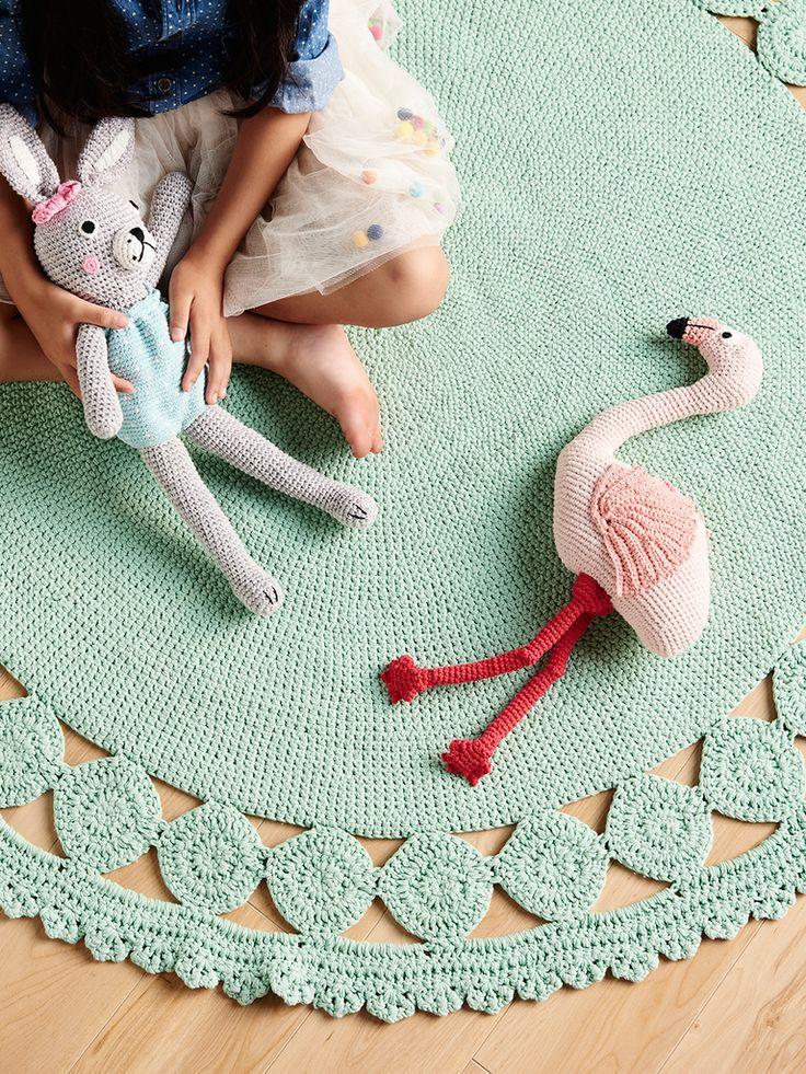 Confira 100+ fotos de tapetes de crochê (barbante) oval, redondo, quadrado, para banheiro, cozinha, sala, com gráficos e muito mais.
