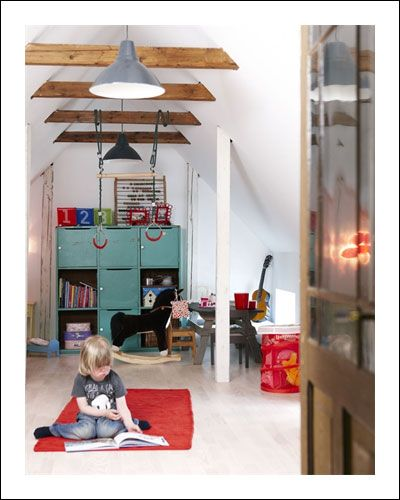 Best Childrens Playrooms