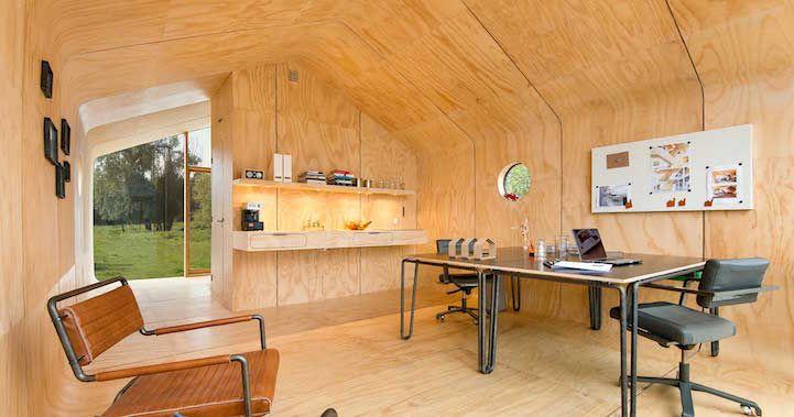 Wikkelhouse  une maison en carton recyclé  2Tout2Rien
