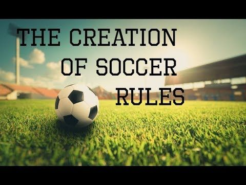 The Laws of the Game were approved at a meeting of the newly founded Football Association (FA) in December 1863. See how many rules you know at http://www.rafalbadri.com/17-rules-soccer/
