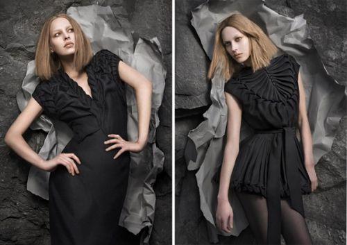 Буфы – модный элемент отделки одежды / Мода / trendy