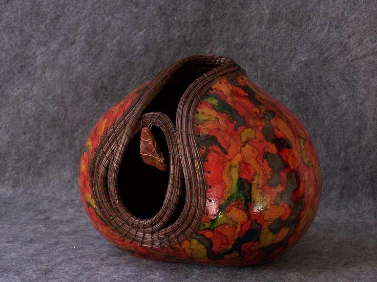 Fino arte de la calabaza  Artsy Fartsy