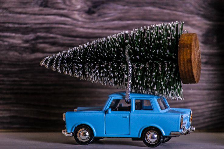 Trabant 601 Christmas