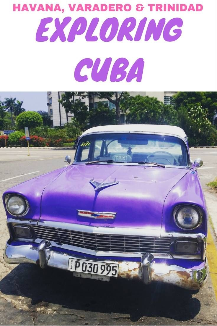 8 days in CUBA. Everything you need to know about Varadero, Havana and more.