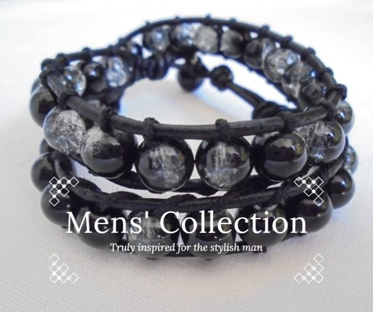 Discover the best in mens' jewellery and make a statement! http://buff.ly/1LMhNkk