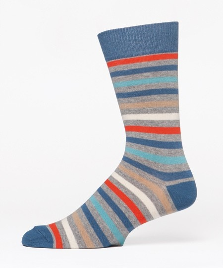 PACT socks - good fit, fun patterns, good for the world.