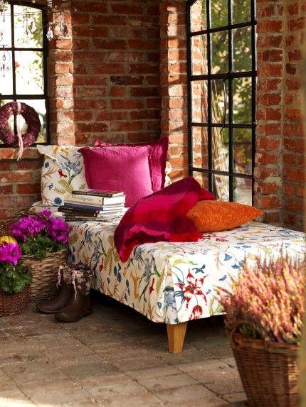 Sy underbar sängkappa!