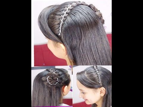 17 best ideas about braided headband hairstyles on