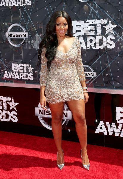 Nicki Minaj, Amber Rose, Karrueche Tran, Gabrielle Union, et d'autres sur le tapis rouge des BET Awards 2015 – 2Hilarious.com