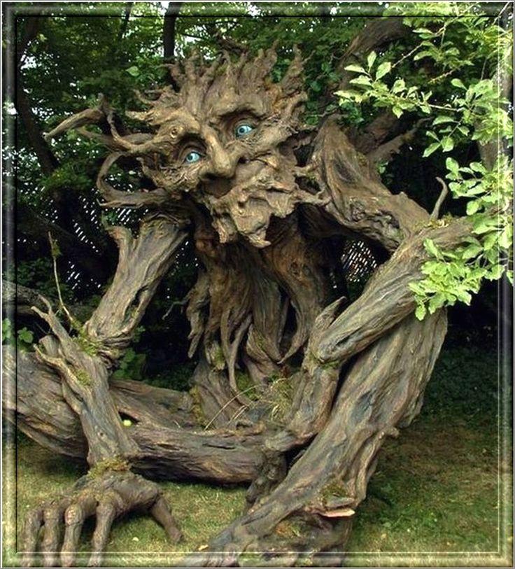 arbre hors norme arbre troll r verie arbres sculpt s tortueux pinterest arbres. Black Bedroom Furniture Sets. Home Design Ideas