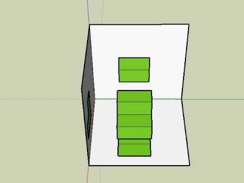 Vistas de una pieza. De diédrico a isométrico.