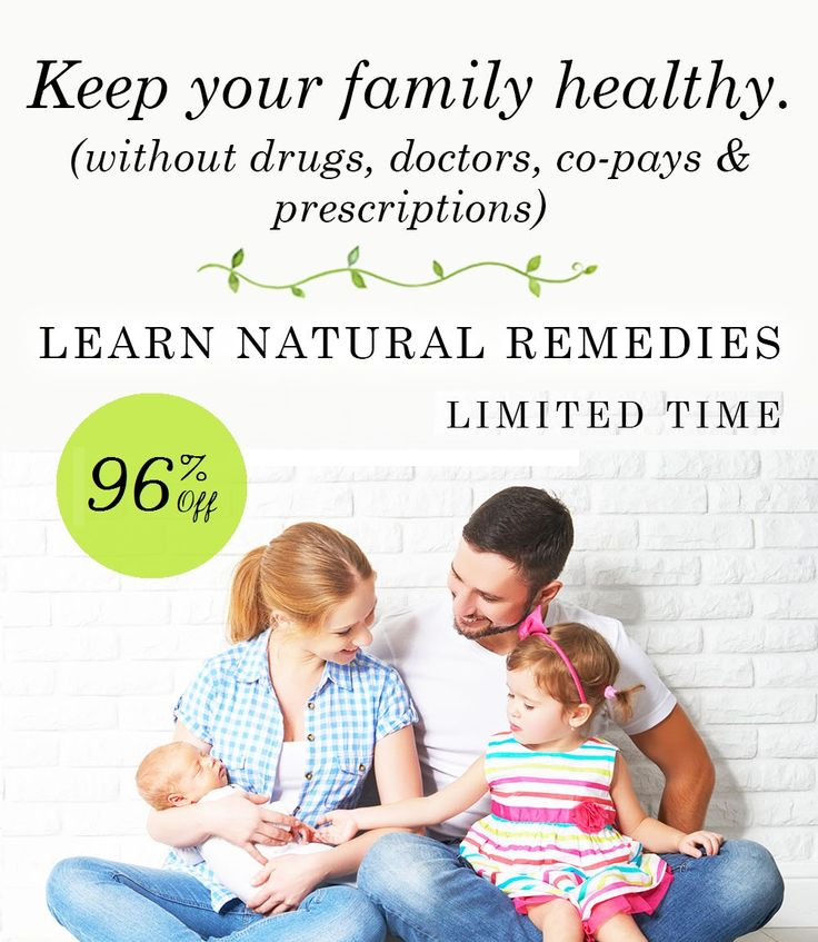 Crushed Garlic with milk is my go-to remedy for colds, but I might be implementing a few more tips and homemade remedies from this wonderful resource available at 96% off for a limited time. All natural, too! LEARN MORE HERE: http://wholesome-cook.com/naturalremedies