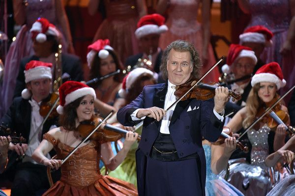 Andre Rieu Photos - Andre Rieu during the tv show 'Heiligabend mit Carmen Nebel' on November 23, 2016 in Munich, Germany. The show will air on December 24, 2016. - Andre Rieu Photos - 4 of 343