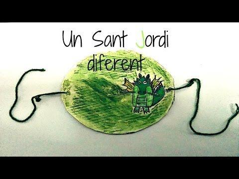 Conte Infantil Un Sant Jordi diferent