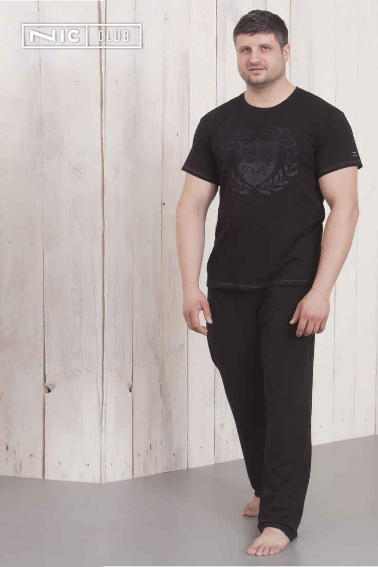Мужские трикотажные брюки Nic Club выполнены из плотного хлопчатобумажного трикотажа, предназначены для ношения дома и на улице. В этих брюках можно заниматься спортом, путешествовать, отдыхать дома или на природе. Купить брюки оптом вы можете, перейдя по ссылке в пине.