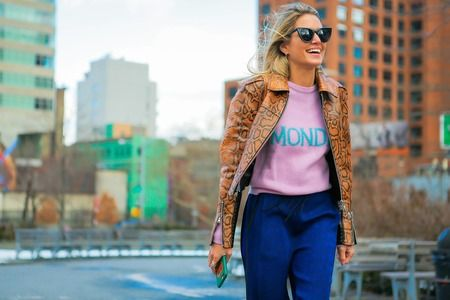How To Nail Weather Appropriate Style: http://nwf.sh/2lXrZQY #NYFW