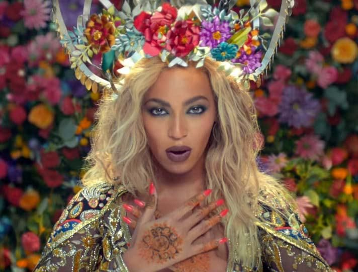 Watch Beyonce Appear in Coldplay's Hymn for the Weekend Music Video | StyleCaster