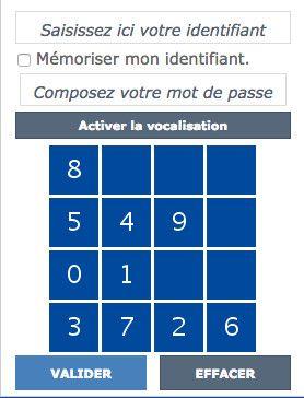 www.labanquepostale.fr Mon compte en ligne La Banque Postale | Banque postale, Banque, Postale