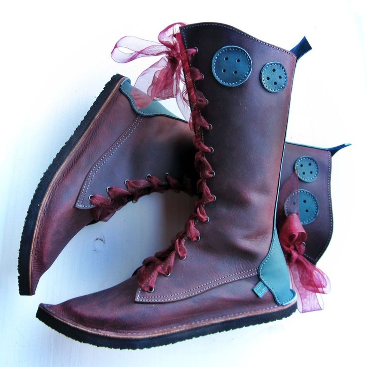 I absolutely love everything on the Fairysteps website and wish I could wave a magic wand and own a pair of these glorious Moonshine Boots!!