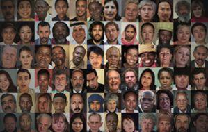 Des vidéos de personnes du monde entier répondant à 45 questions sur eux, le monde, la vie. Un projet de Yann Arthus Bertrand pour créer une image de l'humanité d'aujourd'hui.