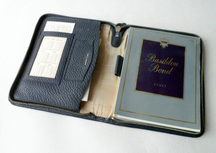 Basildon Bond writing case - I loved mine to write my thank you letters for christmas and birthday presents.