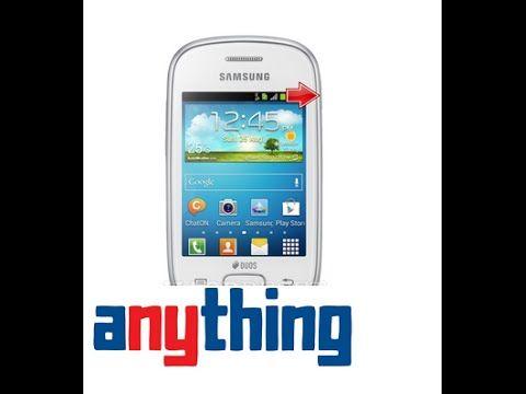Hard Reset Samsung Galaxy Star Duos