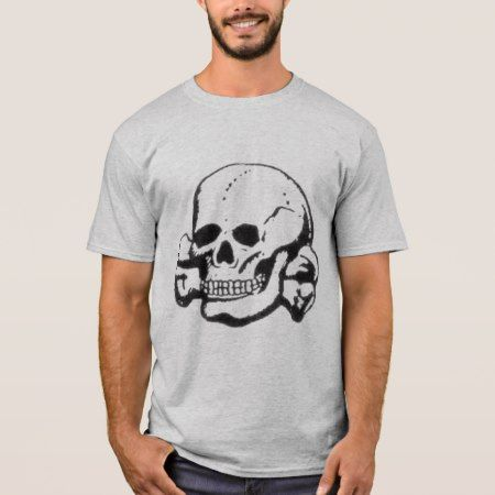 Deaths Head shirt - click/tap to personalize and buy