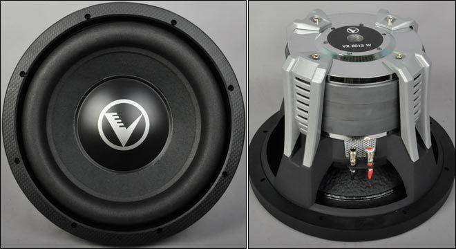 Subwoofer Venom VX6012W #BosMobil #audio