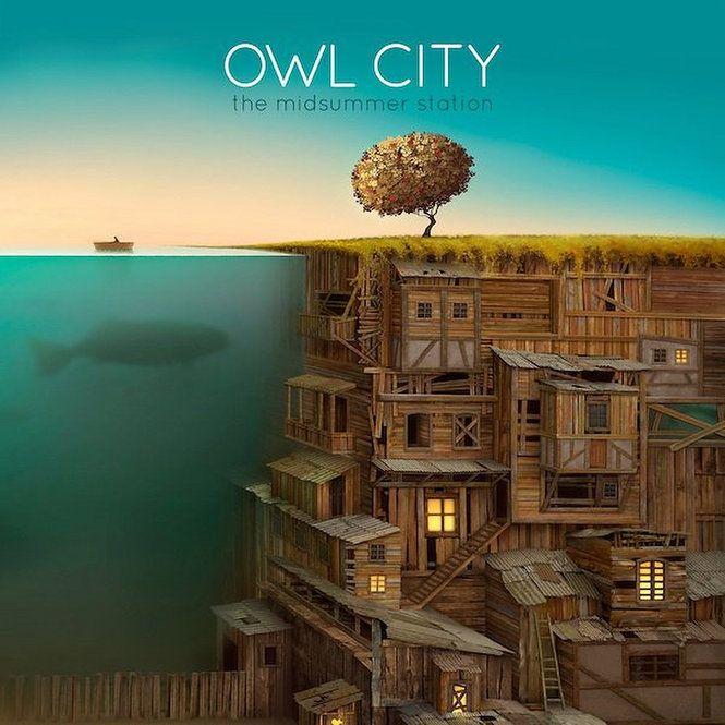 Owl city- the midsummer station