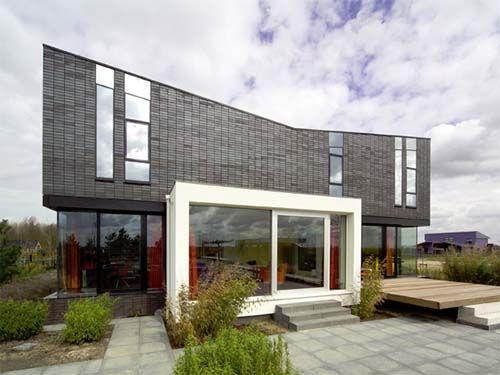 Bricks home design
