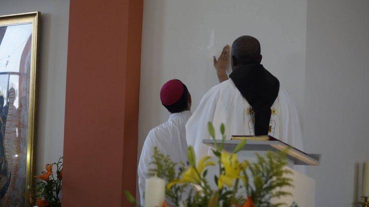 Consagración del nuevo templo de la Parroquia Santísima Trinidad (Crónica y fotos)