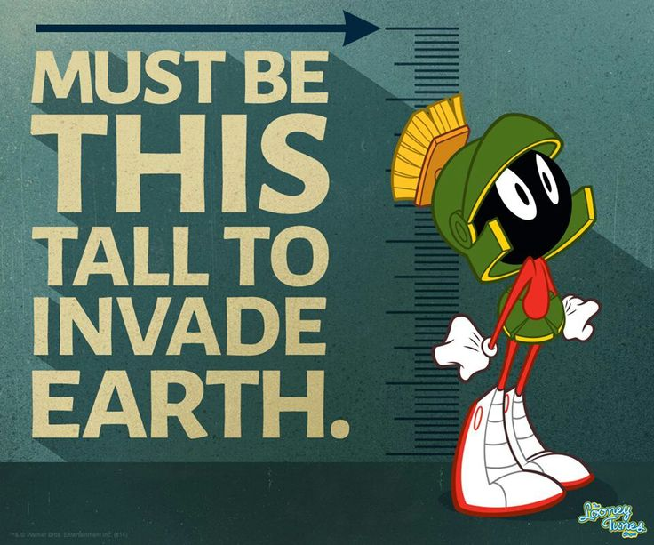 Love Marvin The Martian