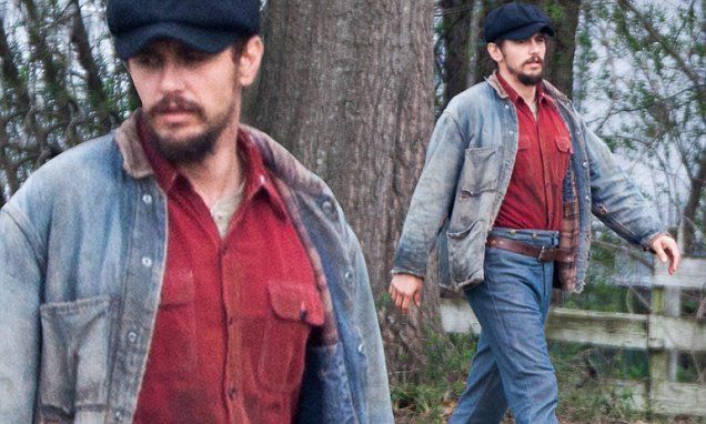 James Franco says it's tough to film Steinbeck's In Dubious Battle