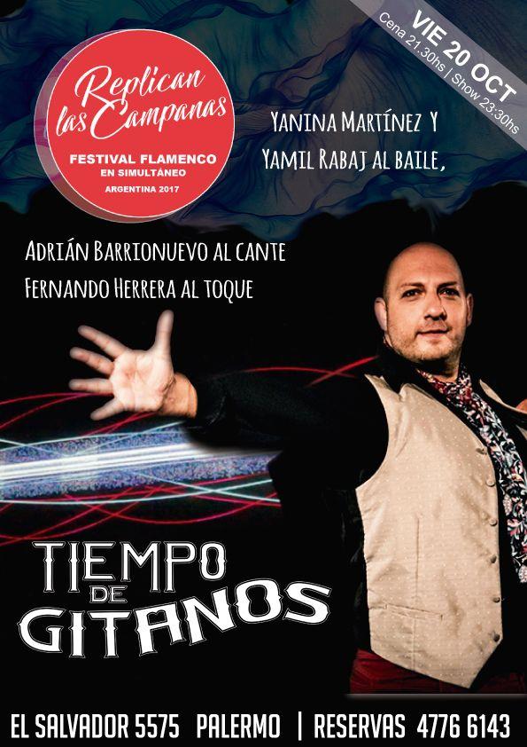 Noche de Puro Flamenco!!! Reservas 4776 6143