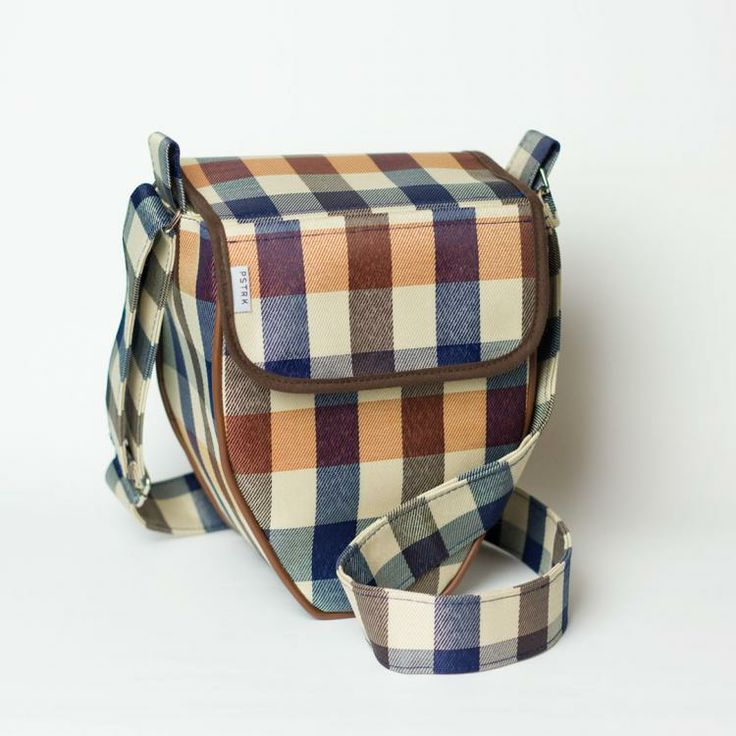 TRB09: Handcrafted photo bag for photography enthusiasts and design lovers by PSTRK