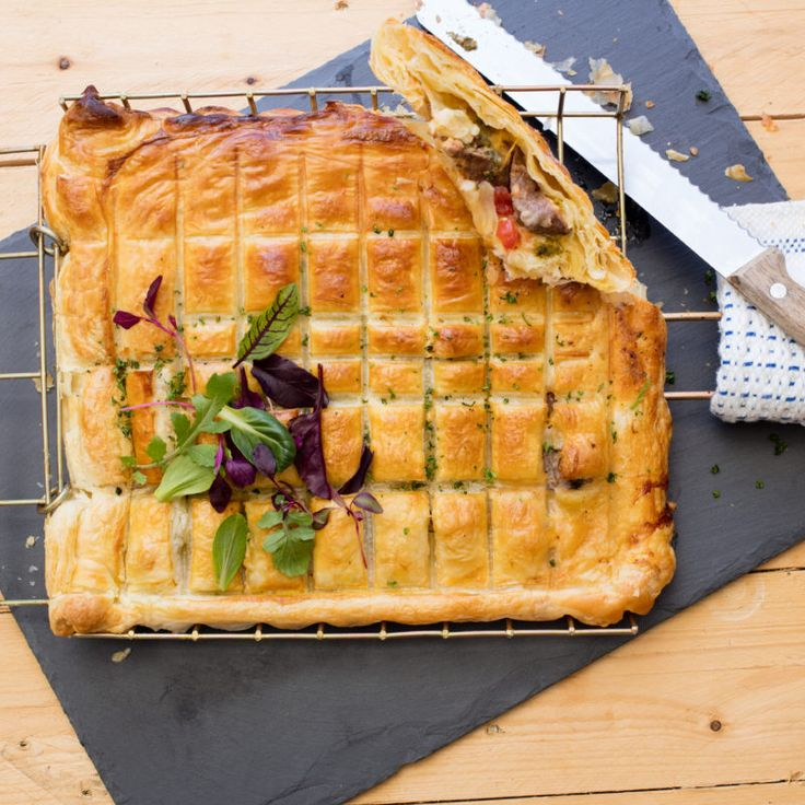 Boerewors Braai Pie
