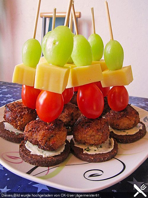 1000 ideas about fingerfood kalt on pinterest partyrezepte fingerfood partyrezepte and. Black Bedroom Furniture Sets. Home Design Ideas