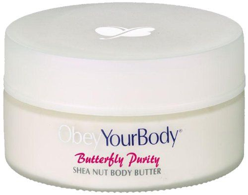 Obey Your Body Optimal Indulgence Shea Nut Body Butter Purity Fragrance 200ml - http://best-anti-aging-products.co.uk/product/obey-your-body-optimal-indulgence-shea-nut-body-butter-purity-fragrance-200ml/