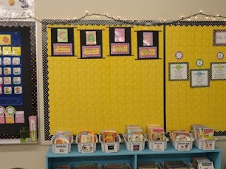 Monarch Madness--I need a CAFE and Daily 5 board...other great classroom organization ideas