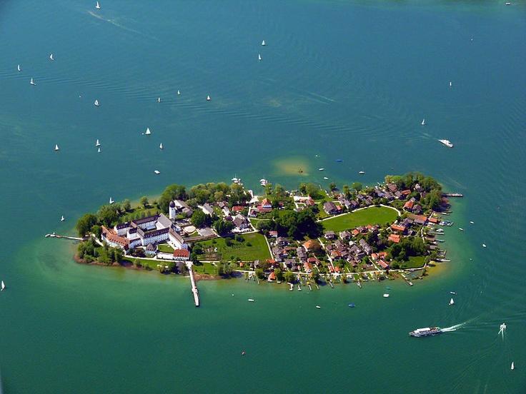 Fraueninsel #Chiemsee #Bavaria