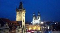 Staroměstské náměstí Praha