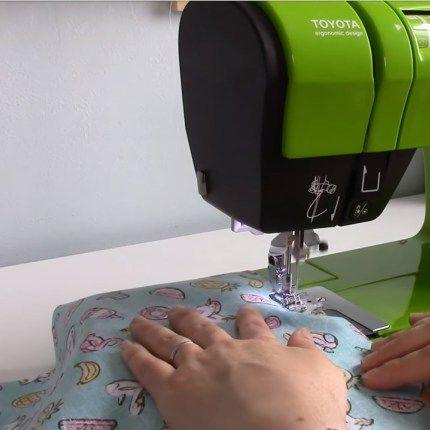 Tous les tutoriels de couture disponibles