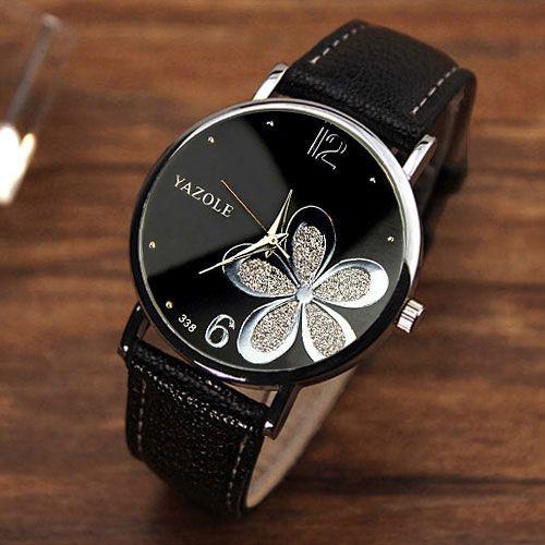 YAZOLE Ladies Wrist Watch Women  Brand Famous Female Clock Quartz Watch Hodinky Quartz-watch Montre Femme Relogio Feminino //Price: $5.07 & FREE Shipping //