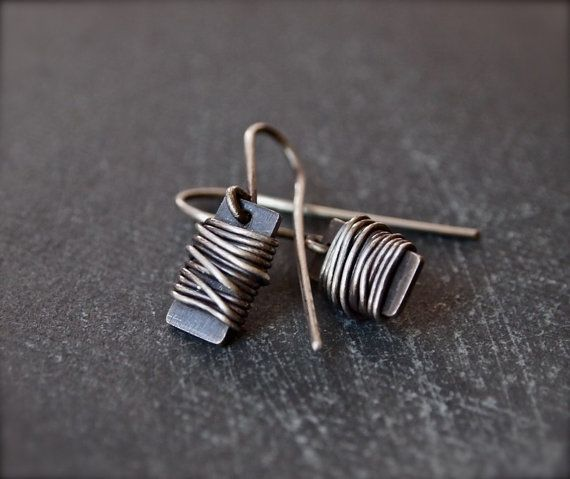 8 best Metal industrial jewelry images on Pinterest Industrial