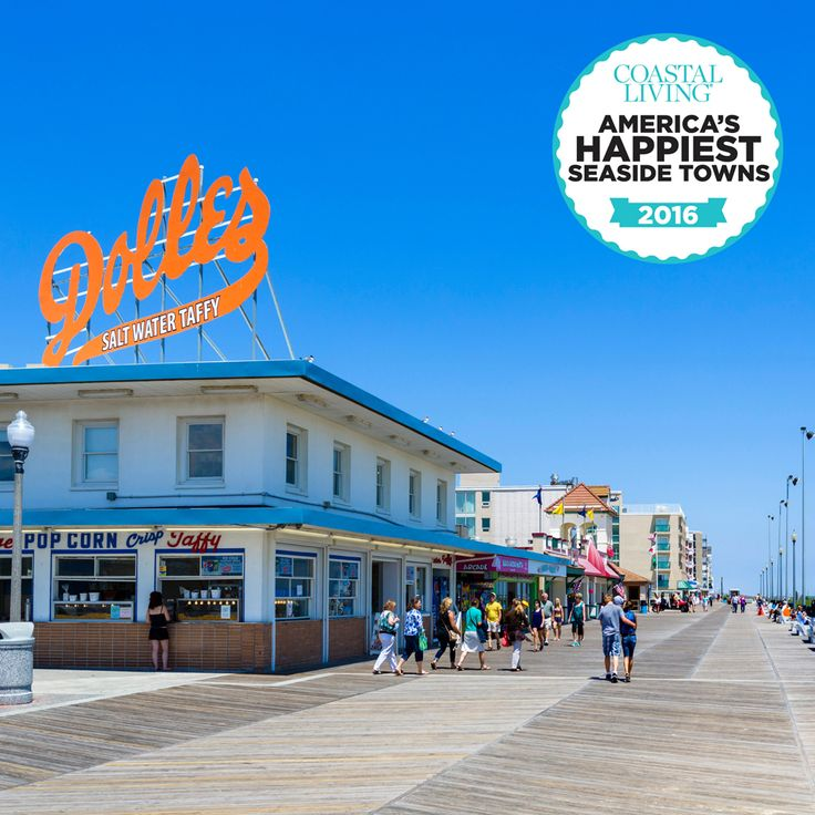 Coastalliving.com. See More. Rehoboth Beach, Delaware, Is A Finalist In  Americau0027s Happiest Seaside Towns 2016. Click